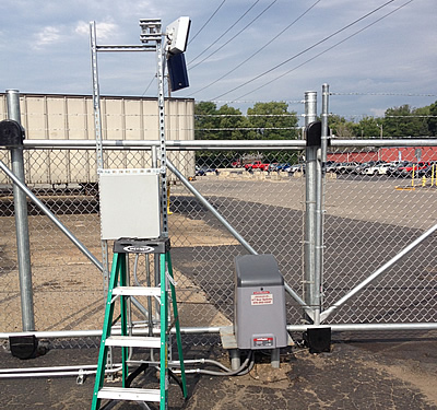 Business_Security_Commercial_Fence_Monitor_System