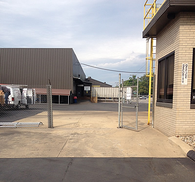 Business_Security_Commercial_Fence_Monitor_System_Installation