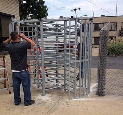 Business_Security_Commercial_Fence_Monitor_System_Installation2